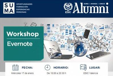 Alumni Workshop: Evernote
