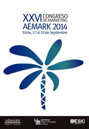 XXVI Congreso de Marketing. Aemark 2014. Elche