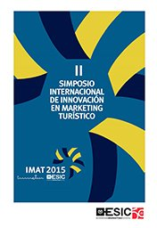 II Simposio Internacional de Innovación en Marketing Turístico. IMAT, Valencia 2015