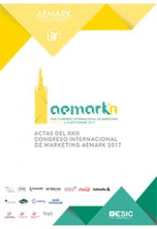 XXIX Congreso Internacional de Marketing AEMARK 2017 Sevilla