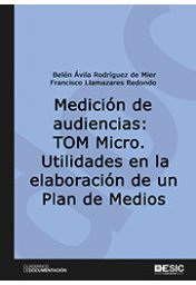 Medición de audiencias: TOM Micro.