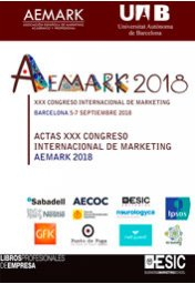 XXX Congreso Internacional de Marketing AEMARK 2018 Barcelona