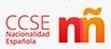 Logo de CCSE Nacionalidad Española