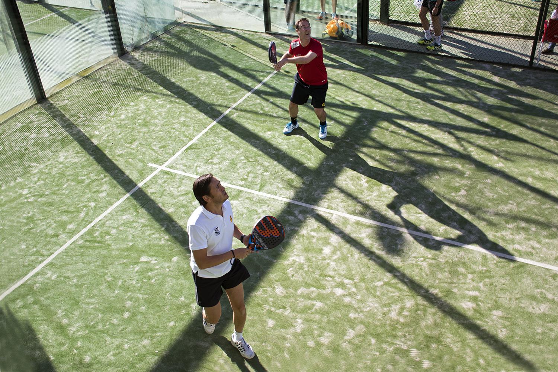 Torneo de pádel ESIC Alumni-ENEBE