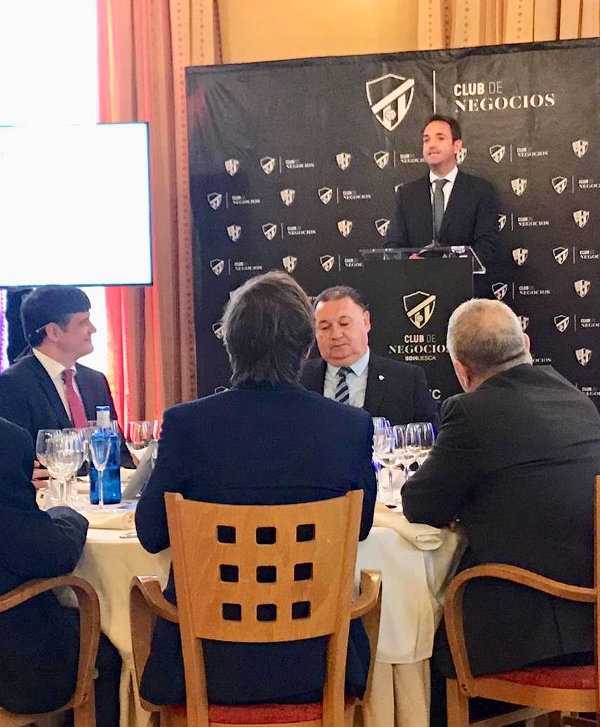 Club Empresas Huesca