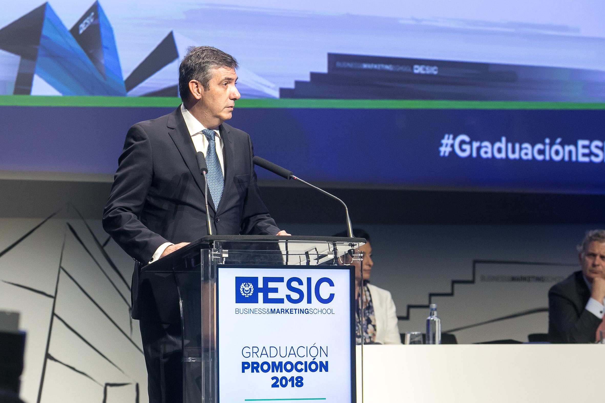 Agustín Carrilero, Director Campus Valencia