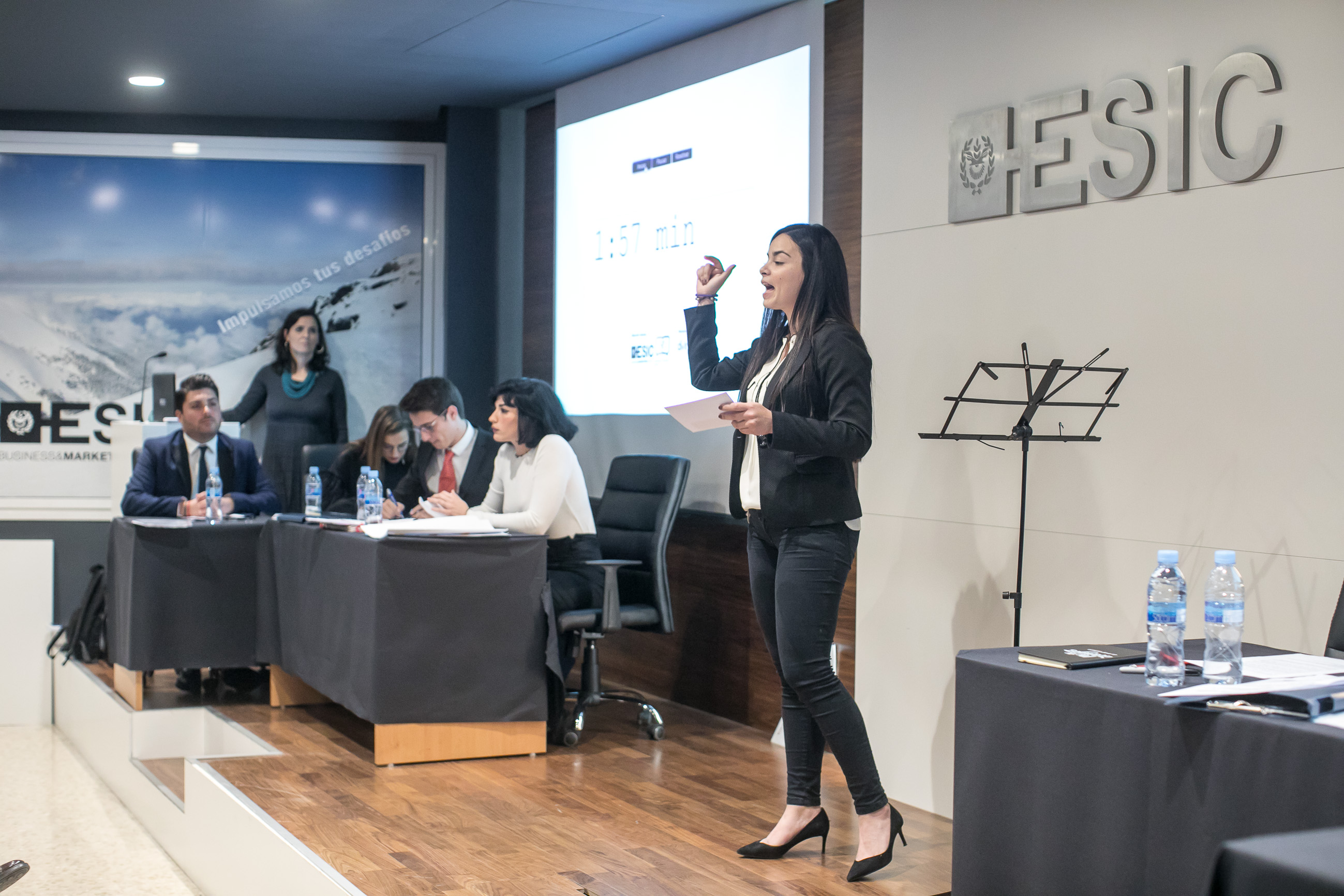 Final III Torneo de Debate Grado-Postgrado