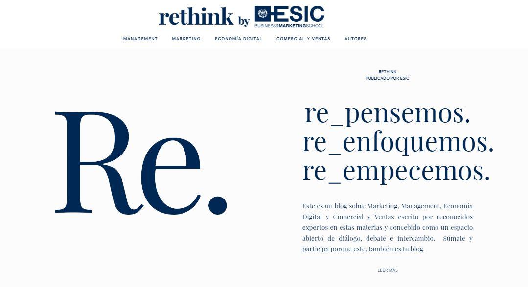 Rethink by ESIC