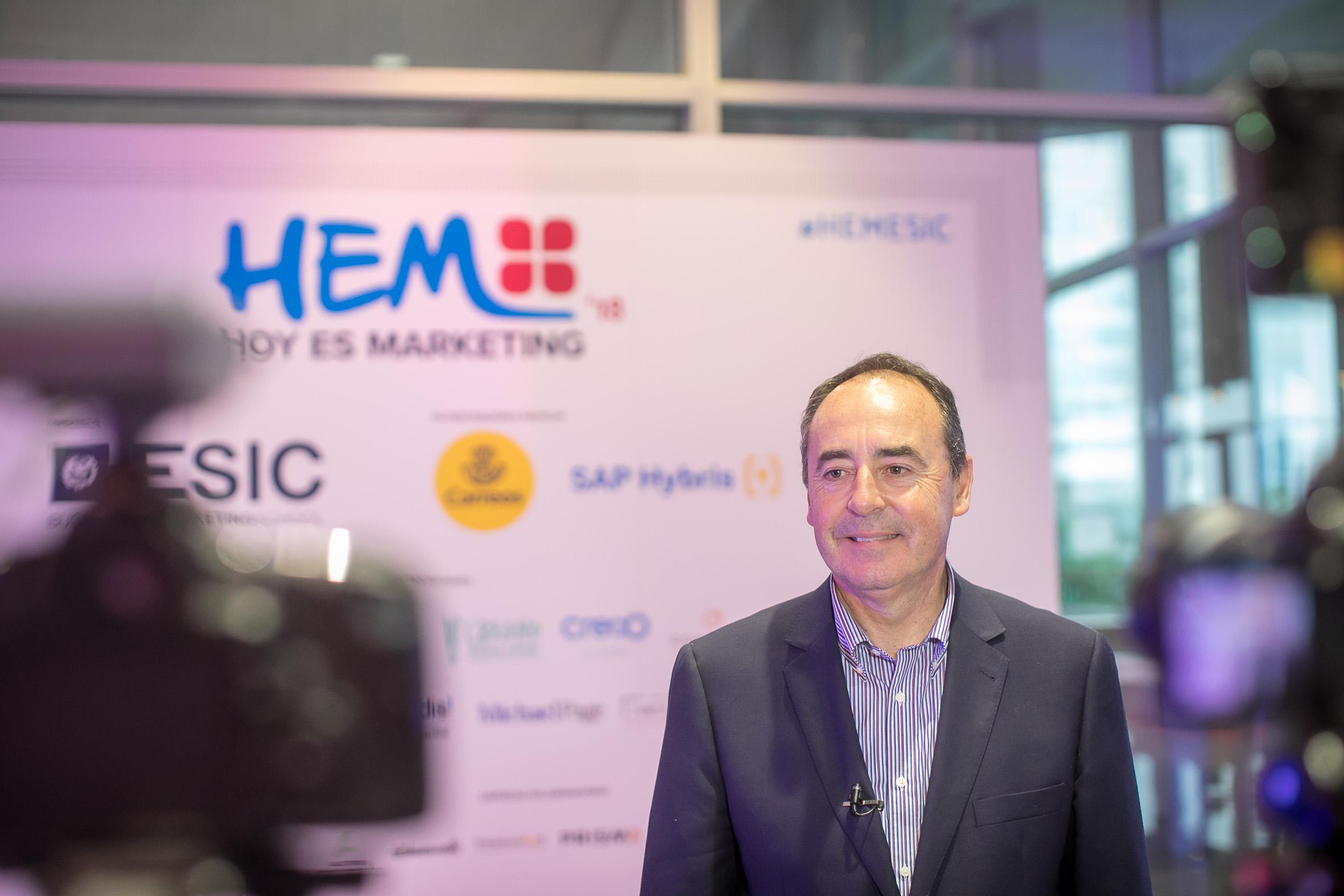 José María Company, director de Negocio y Marketing de Caixa Popular