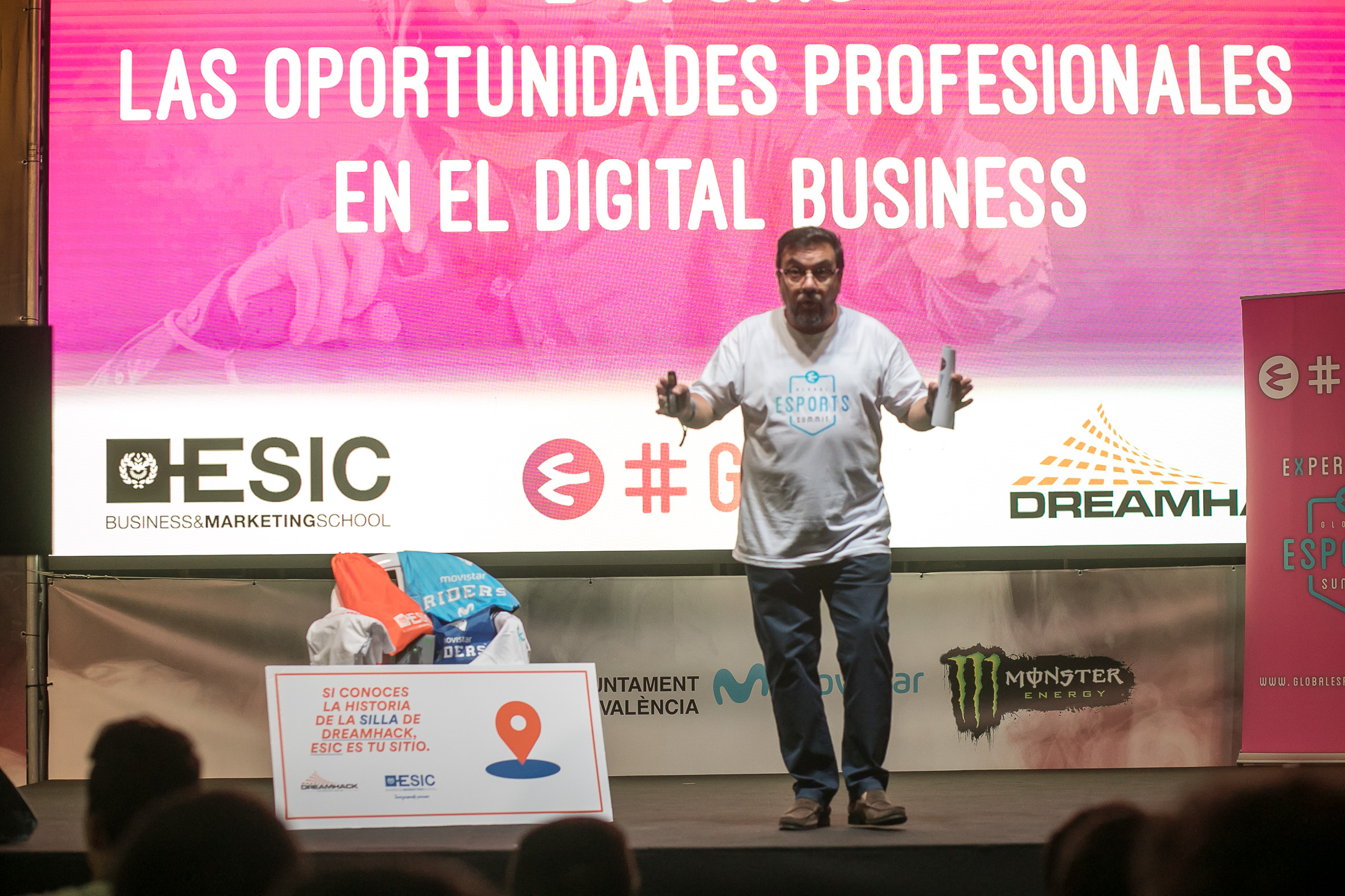 Presentación Digital Business en Dreamhack