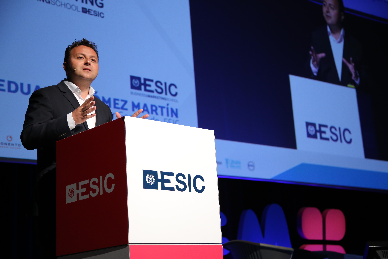 Eduardo Gómez Martín, director general de ESIC