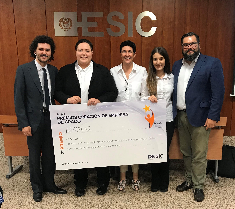 Segundo Premios de Iniciativa Emprendedora