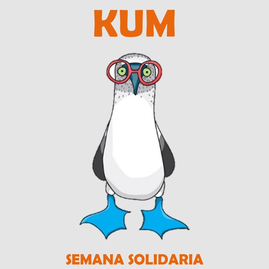 KUM, pájaro Piquero de patas azules