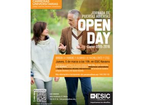 Navarrra - Open Day Universitario