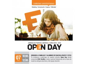 Sevilla - Open day grado