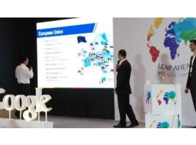 IMBA students participating in Google China´s biannual summit in Shanghai
