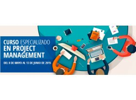 Navarra - Curso especializado en Project Management