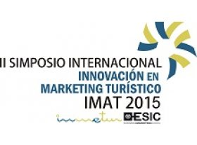 Valencia - Simposio Internacional de Innovación en Marketing Turístico IMAT 2015