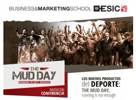 Jornada marketing deportivo + practice day: Nuevos productos del deporte