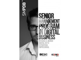 Zaragoza - Te invitamos a la presentación del Senior Management Program in Digital Business