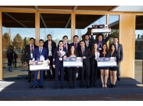 Madrid - The most important international competition in business simulation within the university community has new winners
