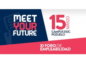 ESIC Emprendedores en MEET your FUTURE
