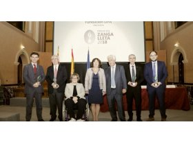 ESIC Business and Marketing School en Aragón recibe el Premio Zangalleta 2018