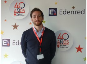 Eduardo Zamanillo Humanes, Marketing Manager Edenred España