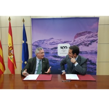 ESIC Business and Marketing School firma como patrocinador del Centenario del Parque Nacional de Ordesa y Monte Perdido