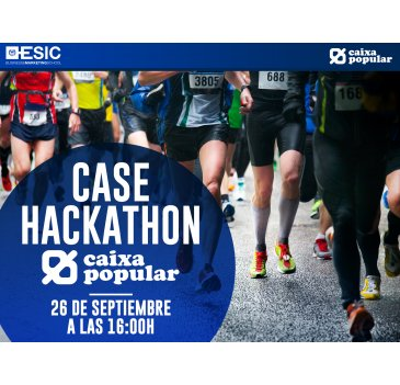 ESIC Business & Marketing School y Caixa Popular se unen para celebrar un Case Hackathon