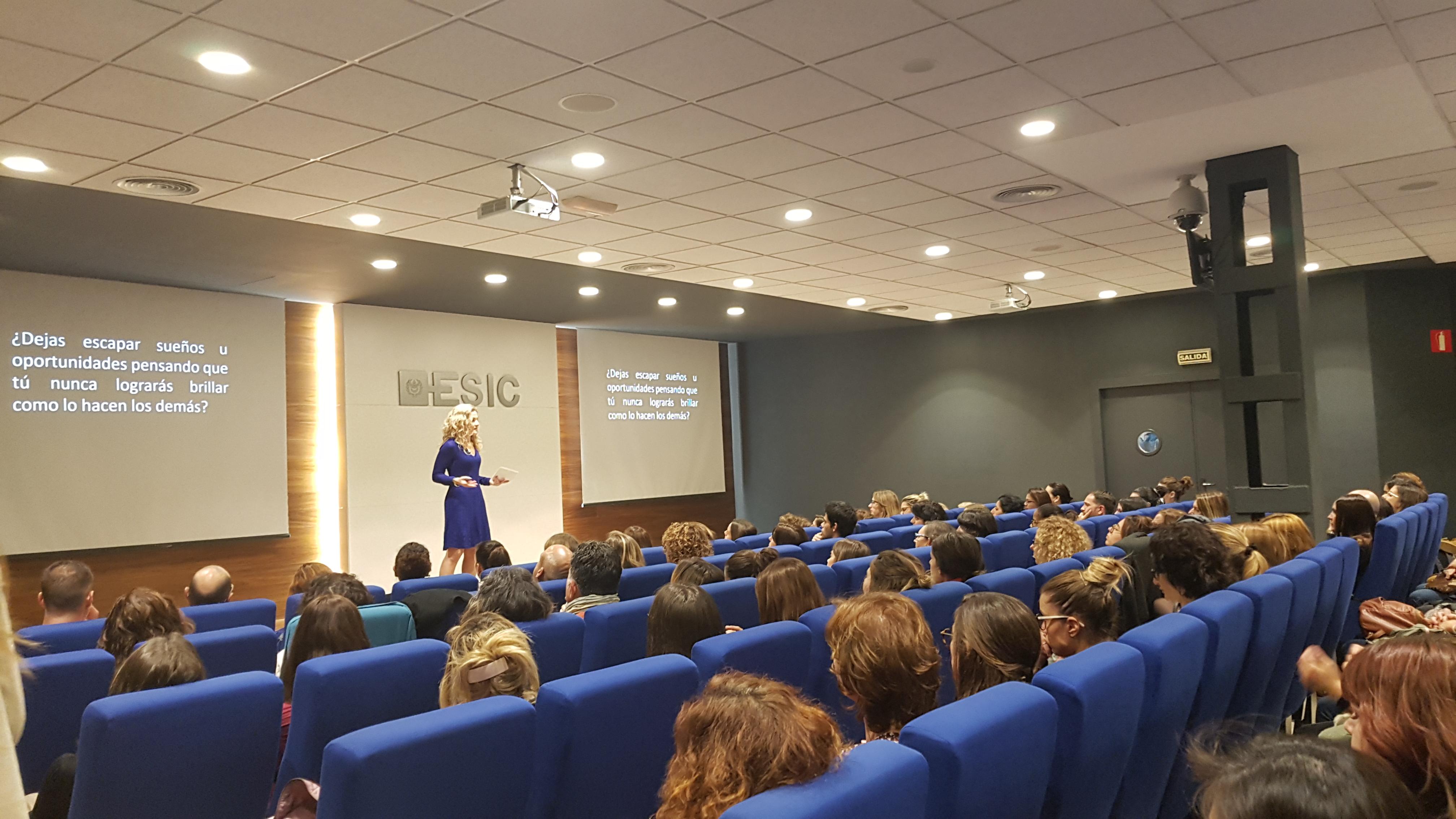 Salón de Actos Conferencia Silvia Congost