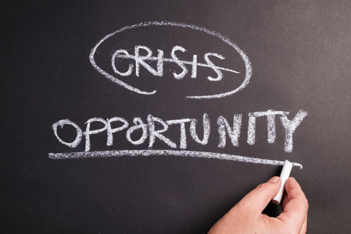 Crisis or opportunity? 5 things we've learned in a