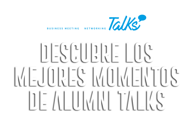alumni talks