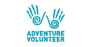 Adventure volunteer