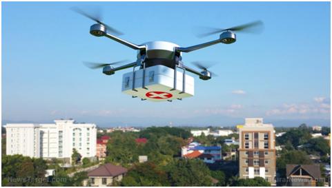 drones coladores_logistica