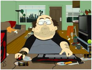 Gamers e-sports