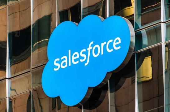 Salesforce, a strategic partner in the revolution of your business