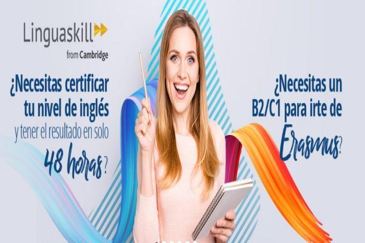 Examen Linguaskill - Cambridge ESIC Sevilla
