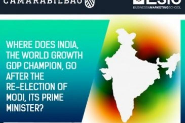 Masterclass MITB - does India, the World Growth GDP Champion, go after the re-election of Modi, its prime minister?
