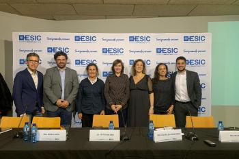 Mesa debate - Sport Business Summit ESIC Barcelona