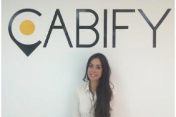 Jessica Alcalde García, Marketing Manager en CABIFY