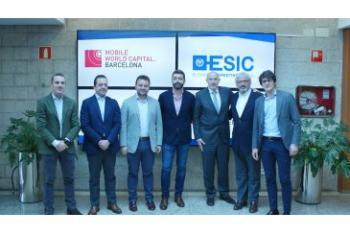ESIC y Mobile World Capital Barcelona se unen para fomentar el talento digital