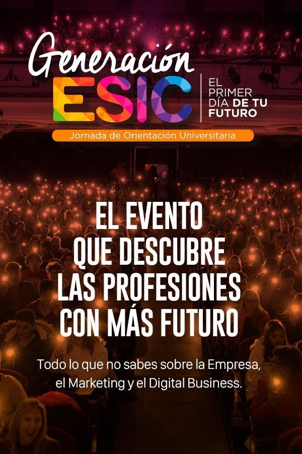 Grados Y Títulos Universitarios De Esic Business Marketing